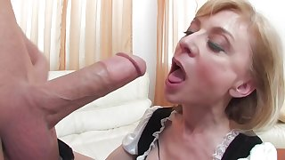 Nina's Maid To Pound - nina hartley steadfast sex video