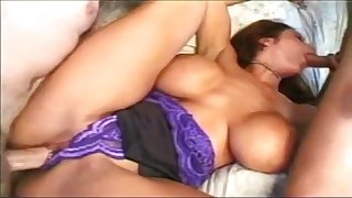 Donita Dunes Threesome Sexual connection